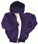Thermal Lined Full Zipper Hoodie.  CALL FOR AVAILABILITY ON THIS ITEM